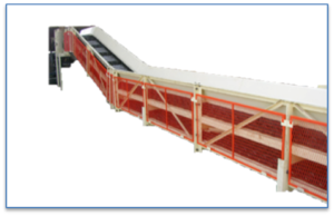 HEAVY DUTY CONVEYOR 4 pitch conveyor