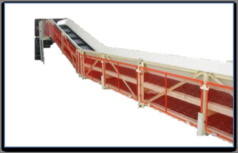 HEAVY DUTY CONVEYOR 4 pitch conveyor