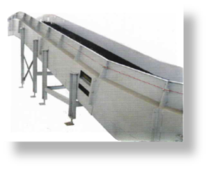 HEAVY LIGHT DUTY CONVEYOR 6 pitch conveyor