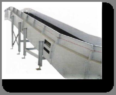 HEAVY LIGHT DUTY CONVEYOR 6 pitch conveyor