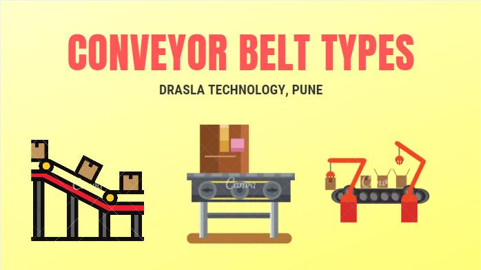 conveyor belt types